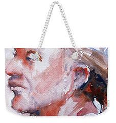 Head Study 5 Weekender Tote Bag