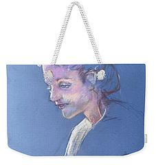 Head Study 6 Weekender Tote Bag