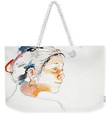 Head Study 9 Weekender Tote Bag