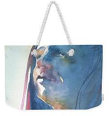 Head Study8 Weekender Tote Bag