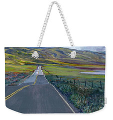 Heading For The Hills Weekender Tote Bag
