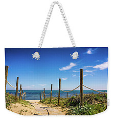 Heading To The Sea. Weekender Tote Bag