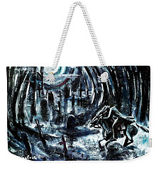 Headless In The Hollow Weekender Tote Bag