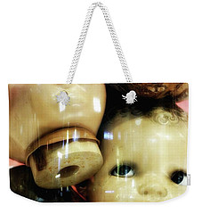 Heads In A Jar Weekender Tote Bag