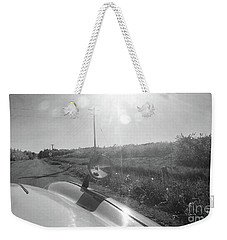 Healey And The Open Road Weekender Tote Bag