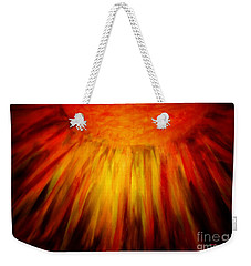 Healing Balm Of The Sun Weekender Tote Bag