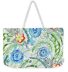 Healing Garden Weekender Tote Bag