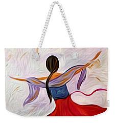 Healing Love Weekender Tote Bag