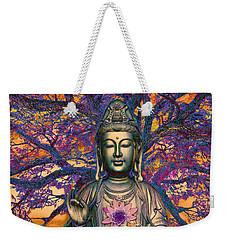 Healing Nature Weekender Tote Bag