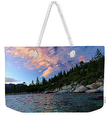 Healing Waters Weekender Tote Bag