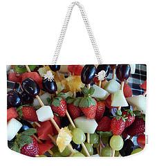 Health Weekender Tote Bag