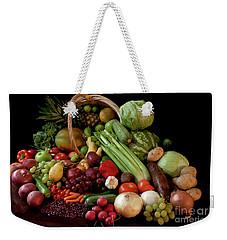 Healthy Basket Weekender Tote Bag