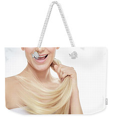 Healthy Hair Concept Weekender Tote Bag