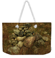 Heap Of Rocks Weekender Tote Bag