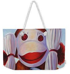 Hear No Bad Stuff  Weekender Tote Bag