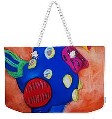 Hear Ye  Hear Ye Weekender Tote Bag