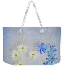 Heart And Flowers Weekender Tote Bag