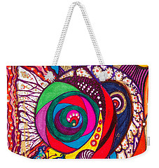 Heart Awakening - Iv Weekender Tote Bag