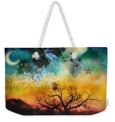 Heart Dream Weekender Tote Bag