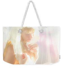 Heart Drop Weekender Tote Bag
