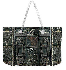Heart Of Africa Weekender Tote Bag