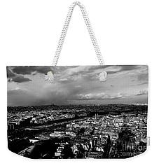 Paris 3 Weekender Tote Bag