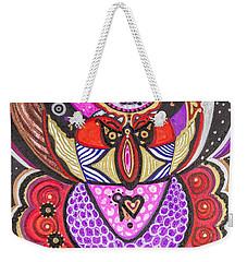 Heart Of The Feminine Weekender Tote Bag