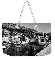 Heart Of The Harbour Weekender Tote Bag