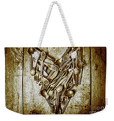 Heart Of The Kitchen Weekender Tote Bag by Jorgo Photography - Wall Art Gallery