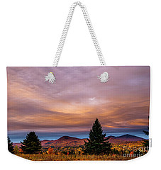Heart Opeing In The Sky Weekender Tote Bag
