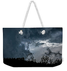 Weekender Tote Bag featuring the photograph Heart Will Go On by Rose-Marie Karlsen