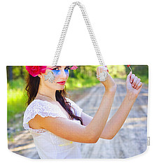 Weekender Tote Bag featuring the photograph Heartache And Heartbreak by Jorgo Photography - Wall Art Gallery