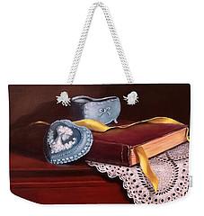 Heartfelt Weekender Tote Bag