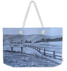 Hearts Desire Beach Weekender Tote Bag
