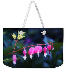 Hearts In The Dusk Weekender Tote Bag