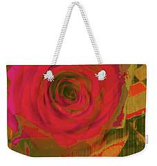 Hearts 'n Flowers-what Quarrel Weekender Tote Bag
