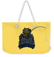 Weekender Tote Bag featuring the photograph Heathcliff by Tom Prendergast