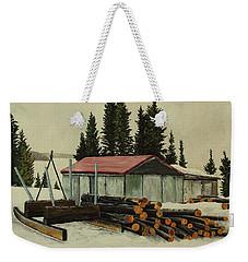 Heating Weekender Tote Bag