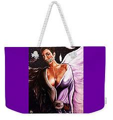 Heaven And Hell Weekender Tote Bag