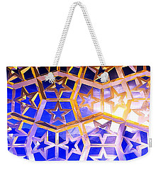Weekender Tote Bag featuring the digital art Heaven by Andreas Thust