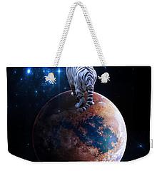 Heaven Help Us All Weekender Tote Bag