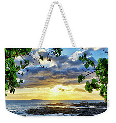 Heaven On Maui Weekender Tote Bag