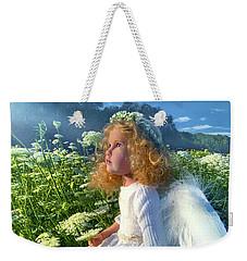 Heaven Sent Weekender Tote Bag