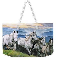 Heavenly Home Weekender Tote Bag