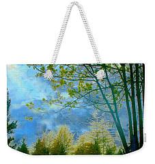 Heavenly Light II Weekender Tote Bag