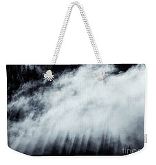 Weekender Tote Bag featuring the photograph Heavenly by Mike Dawson