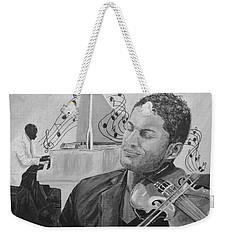 Heavenly Music Weekender Tote Bag