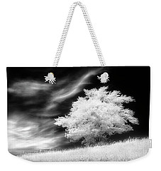 Weekender Tote Bag featuring the photograph Heavenly Places by Dan Jurak