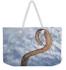 Heavenly Sky Hook Weekender Tote Bag
