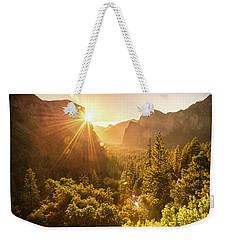 Heavenly Valley Weekender Tote Bag